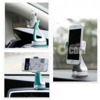 REMAX RM-C15 Car Mobile Phone Holder Desk Stand For Phone 360 Rotation Suction - Image 3/5