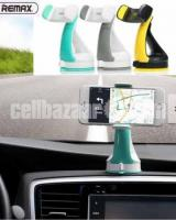 REMAX RM-C15 Car Mobile Phone Holder Desk Stand For Phone 360 Rotation Suction - Image 4/5