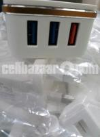 3 USB 4.8A Super Fast Charger - Image 4/5