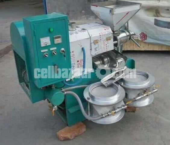 Oil press Machine Commercial - 2/5