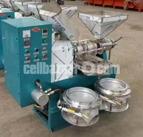 Oil press Machine Commercial - 3/5