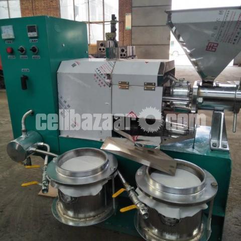 Oil press Machine Commercial - 5/5
