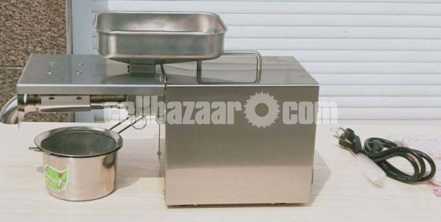 Oil press Machine home use - 1/4
