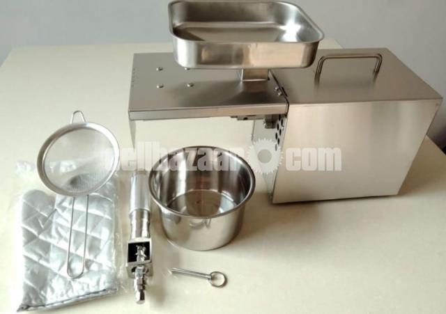 Oil press Machine home use - 3/4