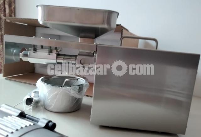 Oil press Machine home use - 4/4