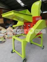 Cutter and grainding Machine