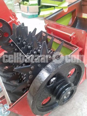 Cutter and grainding Machine - 4/4