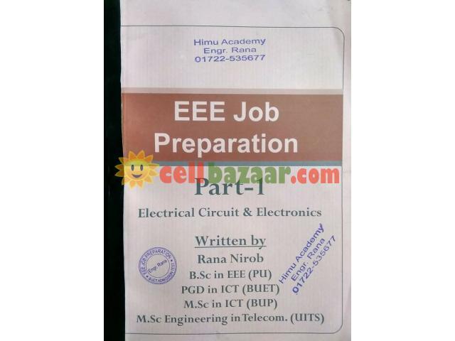 EEE Job Preparation Part 01, 02, 03 - 1/4