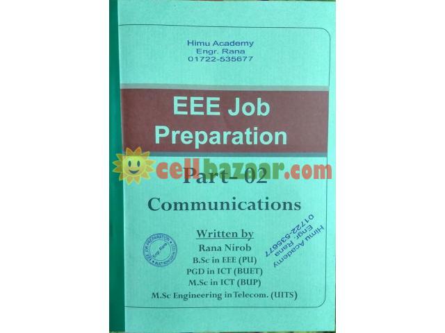 EEE Job Preparation Part 01, 02, 03 - 3/4
