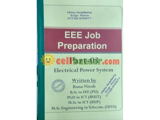 EEE Job Preparation Part 01, 02, 03 - 4/4