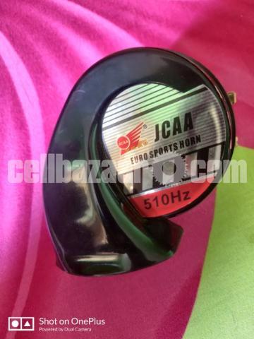 JCAA original pop horn - 1/3