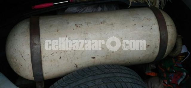 Secondhand Car CNG cylinder 60L - 1/1