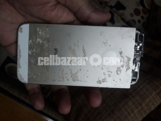 Iphone 5s Broken - 1/4