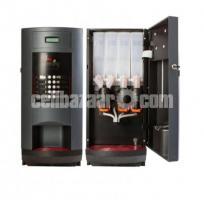 Coffee Beans Vending Machine Sell.