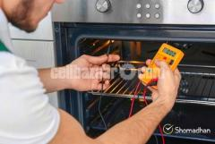 On–Demand Electric Oven Repair Service