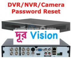 HikVision/Dahua DVR/NVR/Camera Password Reset