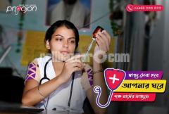 Nursing Home Support in Kishoreganj