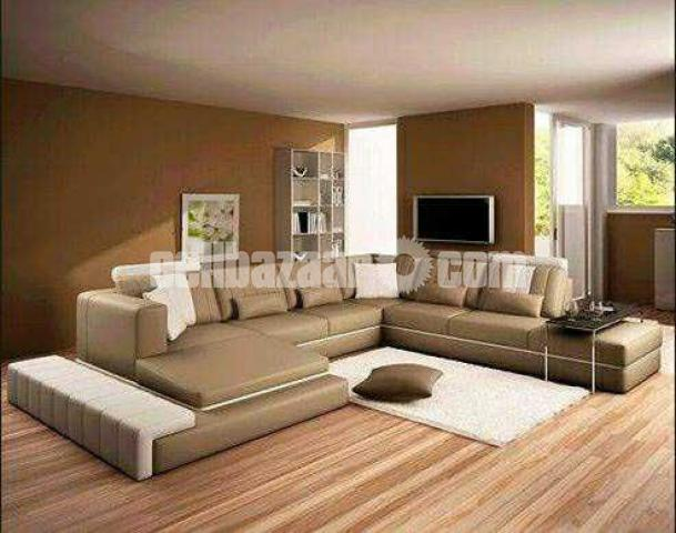 Carpenting, Painting, Interior Decoration and Building Construction Services. - 4/5
