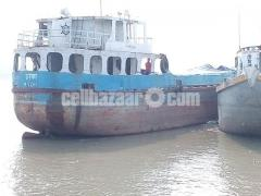 Lighter Ship For Sale (600 ton capacity).