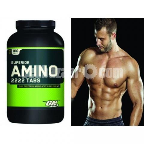 Amino 2222 Tabs - 1/4