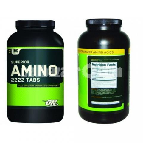 Amino 2222 Tabs - 2/4