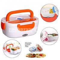 Multi functional electric lunch box