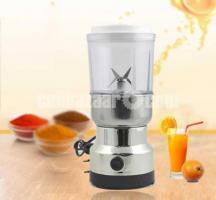 Electric Spice Grinder & Juicer 2 in 1