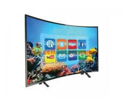 40'' Curved Android Smart HD LED TV