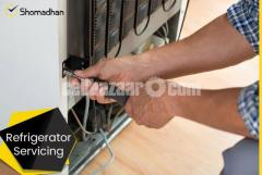 Reliable Refrigerator Repair – Shomadhan