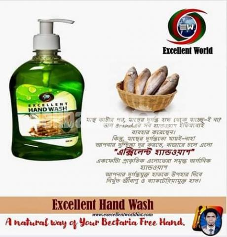Excellent Hand Wash - 3/4