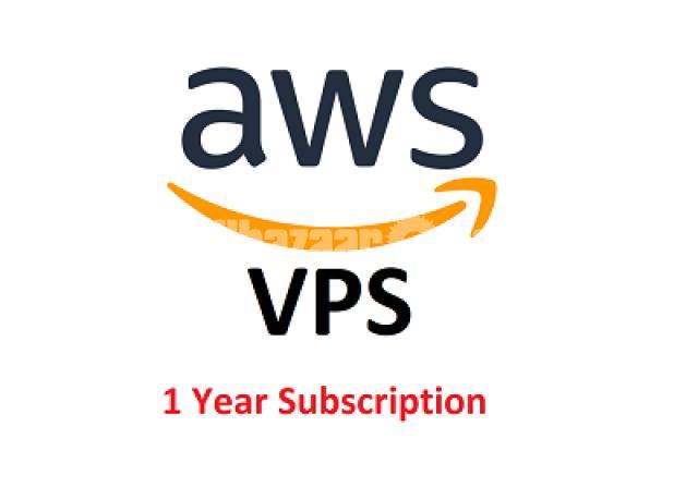 AWS VPS /RDP 1 Year ACCESS - 1/1