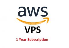 AWS VPS /RDP 1 Year ACCESS
