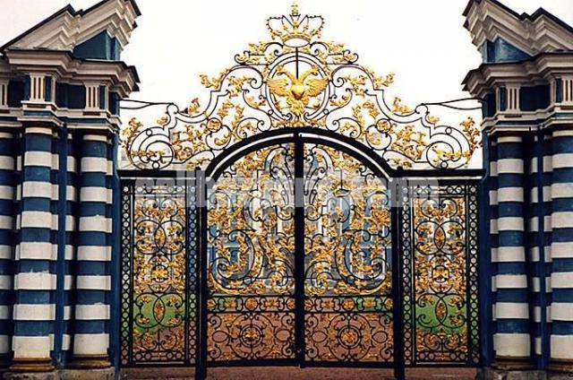 Design main gate - 1/8