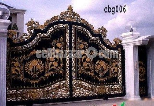 Design main gate - 3/8