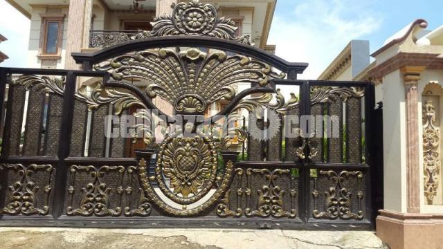Design main gate - 4/8