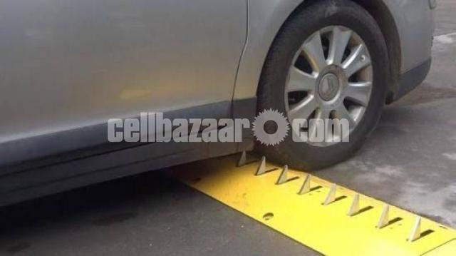 Automatic tyre killer - 1/5