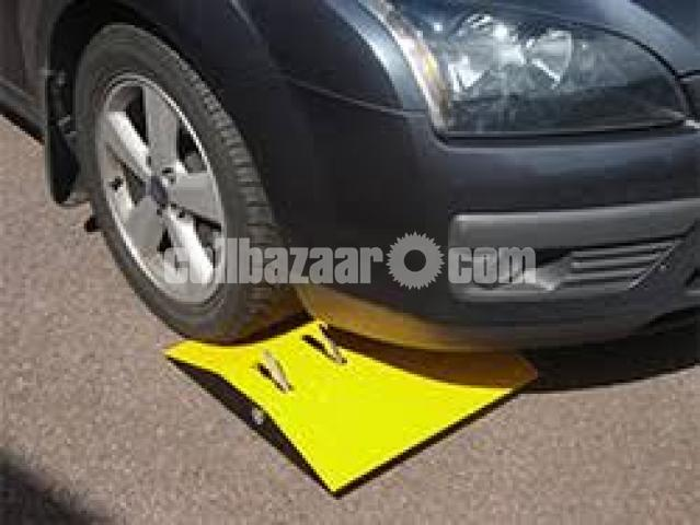 Automatic tyre killer - 4/5