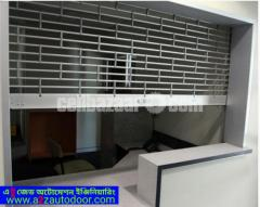 Electric grill shutter - Image 3/4