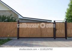 Architectural design motorised gate - Image 5/8