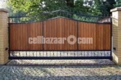 Architectural design motorised gate - Image 8/8
