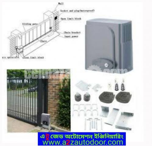 Remote control gate - 2/8