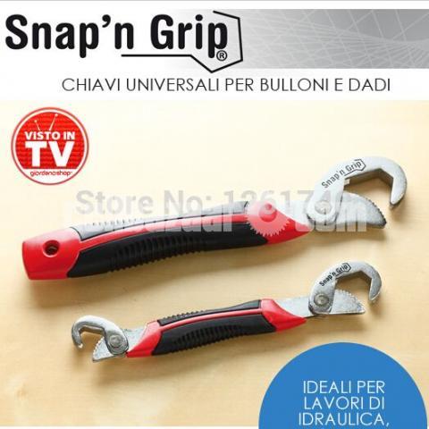 Snap & Grip - 1/6