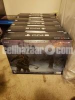 Sony PlayStation 4pro (God of war)limited edition