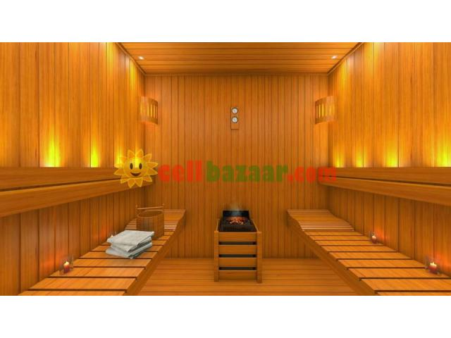 Sauna Bath | Low Prices & Fast Delivery - 1/2