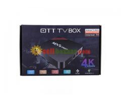 Android Smart TV Box MXQ PRO 4K