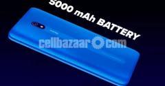 Xaiomi 8A(Dual 4G) blue(Like new) - Image 3/3