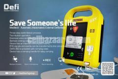 Meditech Defibrillator AED (Medical Devices)