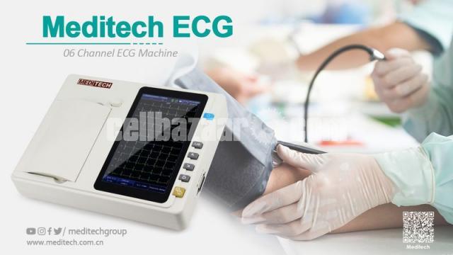 Meditech ECG  (Medical Devices) - 1/3