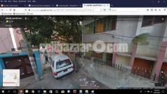 Rajshahi- 5 Katha Land with One Storied Building