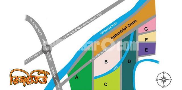 Bashundhara Riverview Project, Keraniganj - 3/4
